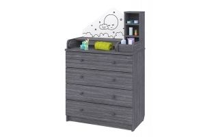 Пеленальный комод Сириус Alf Wood - Мебельная фабрика «Атон-мебель»