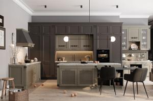 Кухня Пьемонт  Piedmont - Мебельная фабрика «ЗОВ»