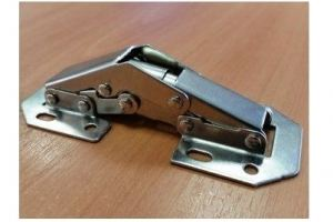 Петля 8-шарнирная без врезки (большая) (200*) - Оптовый поставщик комплектующих «Виком»