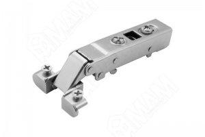 Петля без амортизатора накладная 51MS410510CS - Оптовый поставщик комплектующих «МДМ-Комплект»