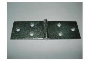 Петля карточная 110х40, цинк (150*) - Оптовый поставщик комплектующих «Виком»