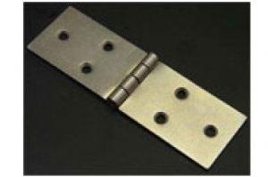 Петля карточная 128х40, бп (100*) Н - Оптовый поставщик комплектующих «Виком»