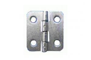 Петля карточная 22*24 цинк Металлист Арт:116412 - Оптовый поставщик комплектующих «Замки63»