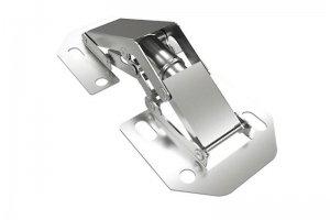 Петля мебельная 8-шарнирная без врезки 126-033 - Оптовый поставщик комплектующих «Фарватер (Soller)»