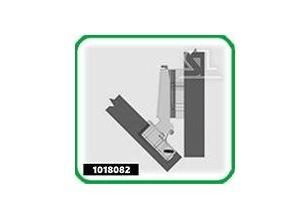Петля мебельная быстрого монтажа 1018082 - Оптовый поставщик комплектующих «Скобяная Лавка»