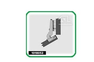 Петля мебельная быстрого монтажа 1018052 - Оптовый поставщик комплектующих «СЛ Дон»