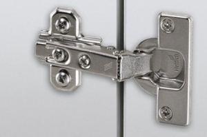 Петля полунакладная SLIDEON 2333 - Оптовый поставщик комплектующих «Еврофурнитех»