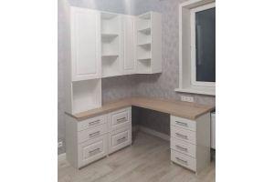 Письменный стол угловой - Мебельная фабрика «МДДМ Мебель»