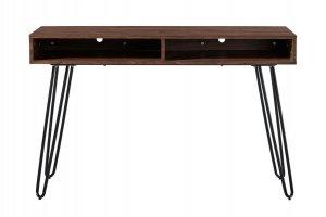 Письменный стол D 003 орех - Импортёр мебели «Евростиль (ESF)»