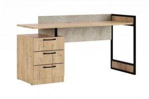 Письменный стол Дублин стоун - Мебельная фабрика «МСТ. Мебель»
