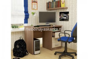 Письменный стол Хит 1 - Мебельная фабрика «Мебельная Сказка»