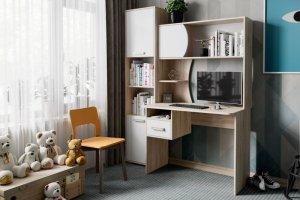 Письменный стол Немо с пеналом Эфес - Мебельная фабрика «Мастер-Мебель»