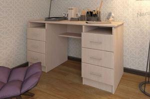 Письменный стол с двумя тумбами - Мебельная фабрика «НАРУС»