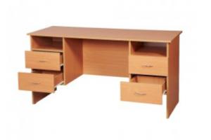 Письменный стол с ящиками - Мебельная фабрика «Амира»