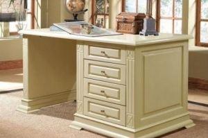Письменный стол Верди Люкс 1Б - Мебельная фабрика «МЭБЕЛИ»
