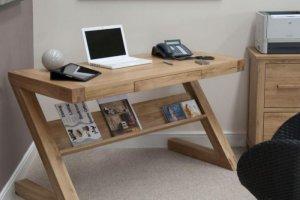 Письменный стол Зет - Мебельная фабрика «Лидер Массив»