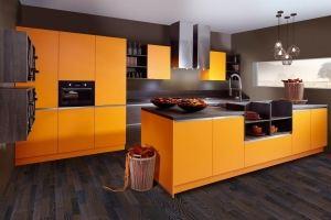 Пластиковая кухня - Мебельная фабрика «Элна»