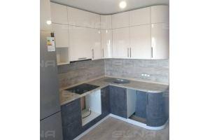 Кухня Пластик Arpa - Мебельная фабрика «Элна»