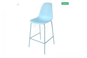 Пластиковый барный стул СБ7 - Мебельная фабрика «Дебют»