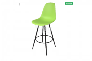 Пластиковый барный стул СБ8 - Мебельная фабрика «Дебют»