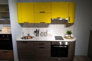 Прямая кухня Пленка - Мебельная фабрика «Мебелькомплект»