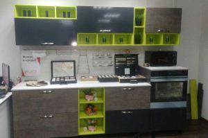Кухня Пленка ПВХ + лдсп - Мебельная фабрика «Мебелькомплект»