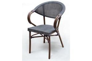 Плетенный стул D2003S - Мебельная фабрика «Афина-Мебель»