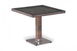 Плетеный стол из искусственного ротанга - Мебельная фабрика «Афина-Мебель»