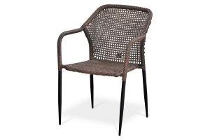 Плетеный стул из искусственного ротанга - Мебельная фабрика «Афина-Мебель»