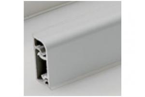 Плинтус алюминиевый узкий Арт.62.04.1 - Оптовый поставщик комплектующих «Европа»
