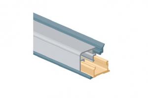 Плинтус для столешницы R360 H15 - Оптовый поставщик комплектующих «Аметист»