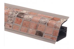 Плинтус F 194 Мозаика коричневый - Оптовый поставщик комплектующих «Базис»