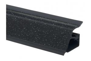 Плинтус F 238 Террано чёрный - Оптовый поставщик комплектующих «Базис»
