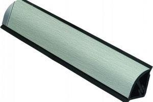 Плинтус Нержавеющая сталь 1-020990-0001 - Оптовый поставщик комплектующих «Базис»
