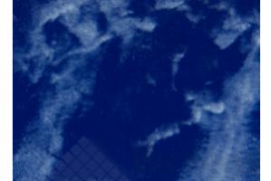 Плинтус Thermoplast 144 Синий мрамор 23359 - Оптовый поставщик комплектующих «Интерьер»