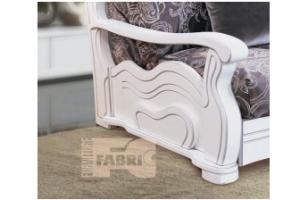 Подлокотник Amado Луара - Оптовый поставщик комплектующих «Fabric Furniture»