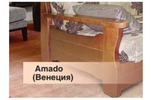 Подлокотник Amado Венеция - Оптовый поставщик комплектующих «Fabric Furniture»