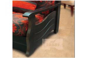 Подлокотник Amado Волна - Оптовый поставщик комплектующих «Fabric Furniture»