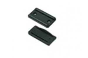 Подпятник пластмассовый черный Арт.53 - Оптовый поставщик комплектующих «КБК»