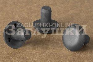 Подпятник под отверстие 8 мм Артикул 112224901 - Оптовый поставщик комплектующих «Заглушки»