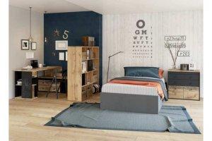 Подростковая комната Блэйк - Мебельная фабрика «Инволюкс»
