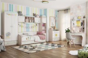 Подростковая мебель Цирк - Мебельная фабрика «Можгинский лесокомбинат»