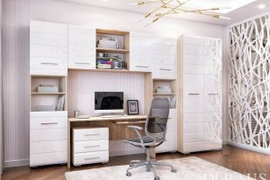 Подростковая мебель Инесса NEW 1 - Мебельная фабрика «РАУС»