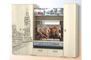 Подростковая мебель Лондон - Салон мебели «РусьМебель»