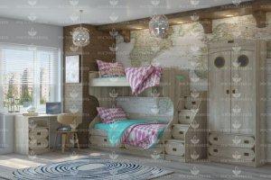 Подростковая мебель Мираж-1 - Мебельная фабрика «Росток-мебель»
