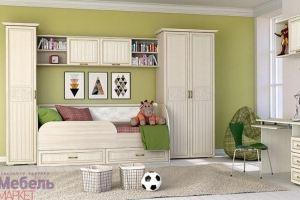 Подростковая мебель ВИКТОРИЯ - Мебельная фабрика «Мебель Маркет»