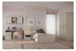 Подростковая спальня Бьюти - Мебельная фабрика «Ангстрем»