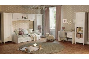 Подростковая спальня Клер - Мебельная фабрика «SbkHome»