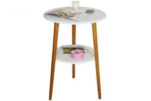 Подставка Интерьерная белый - Мебельная фабрика «Мебелик»