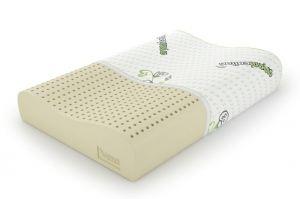Подушка Organic Ultra Latex Ergo - Мебельная фабрика «Lonax»